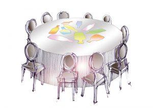 Table-decore