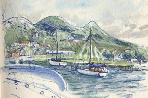 Sainte-Lucie (Rodney Bay)