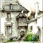Rue à Vitré (2)
