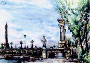 Pont Alexandre III (2)
