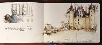 Voyage en Anjou