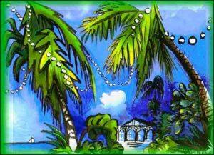 Souvenir des îles