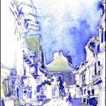 Rue à Vitré