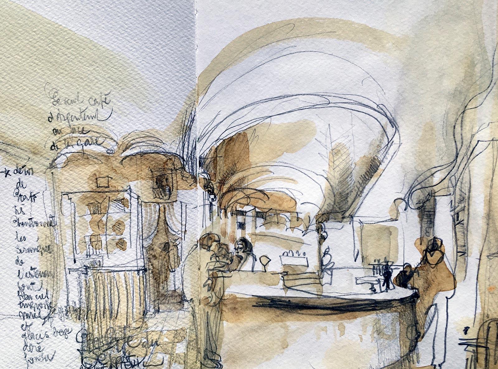 Café le Départ