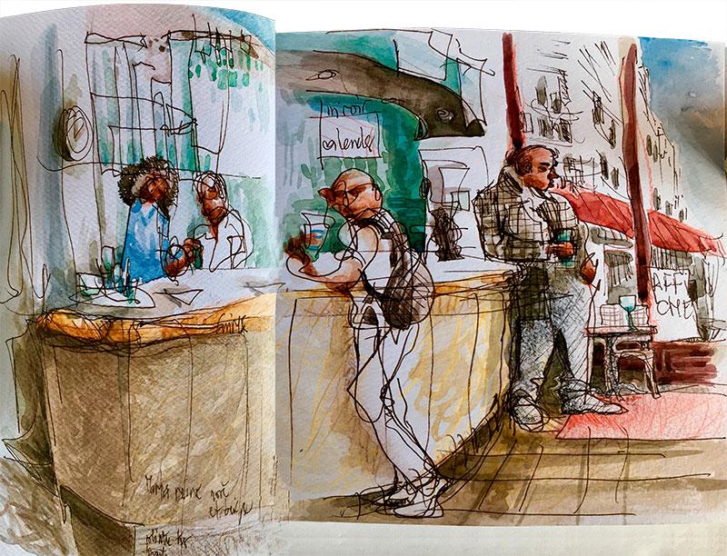 Café Le Carrefour